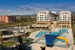 13.06.2012 Ср 6 до 19.06 HEDEF RESORT HOTEL & SPA 5 *Standard Ультра все...